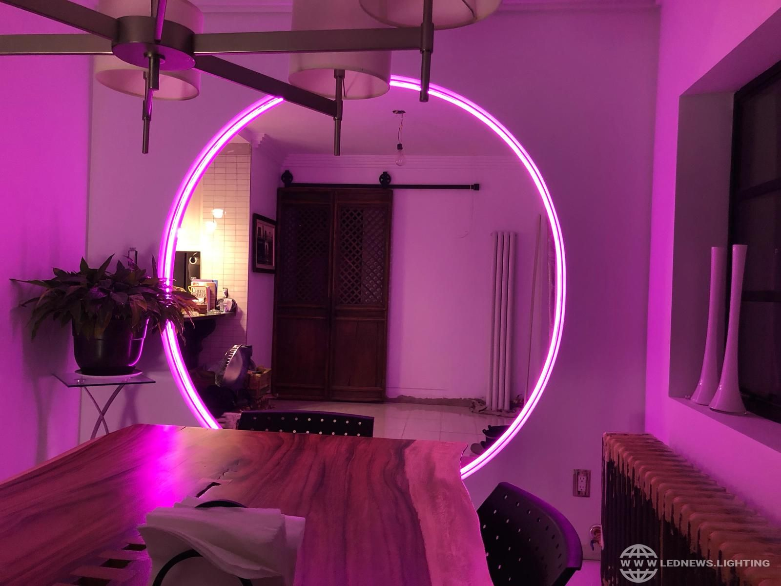 1 10m Outdoor Indoor Led Beleuchtung Flex Led Neon Licht Smd Led Streifen Seil Licht Wasserdichte In 2020 Led Light Design Led Lights Modern Led Lighting