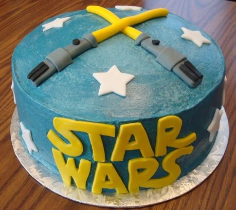 Star Wars Cake Star wars cake Star and Cake