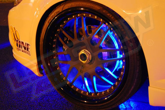 Click to enlarge · Car Led LightsNissanWheels : wheel lighting - azcodes.com