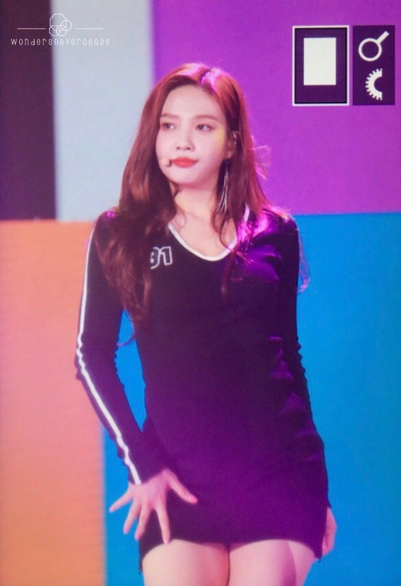 Joy 조이 summer magic power up comeback wnc redvelvet 레드벨벳