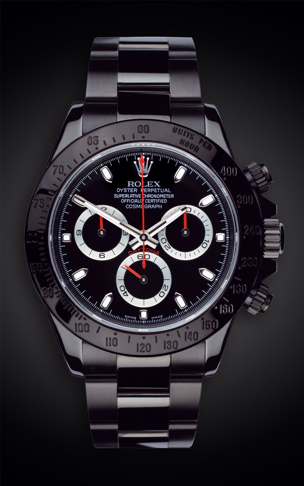 Rolex Black Titan Watches for men, Black rolex, Rolex