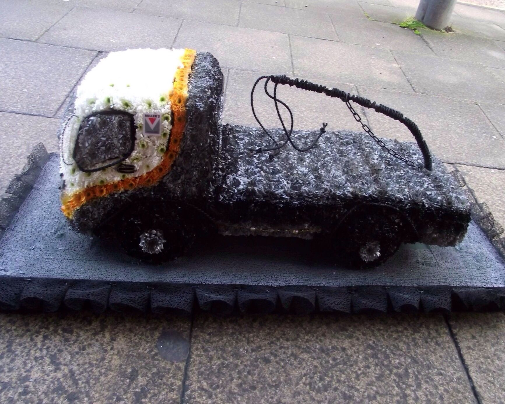 36 best Bespoke funeral tributes by Tayler James flowers images on