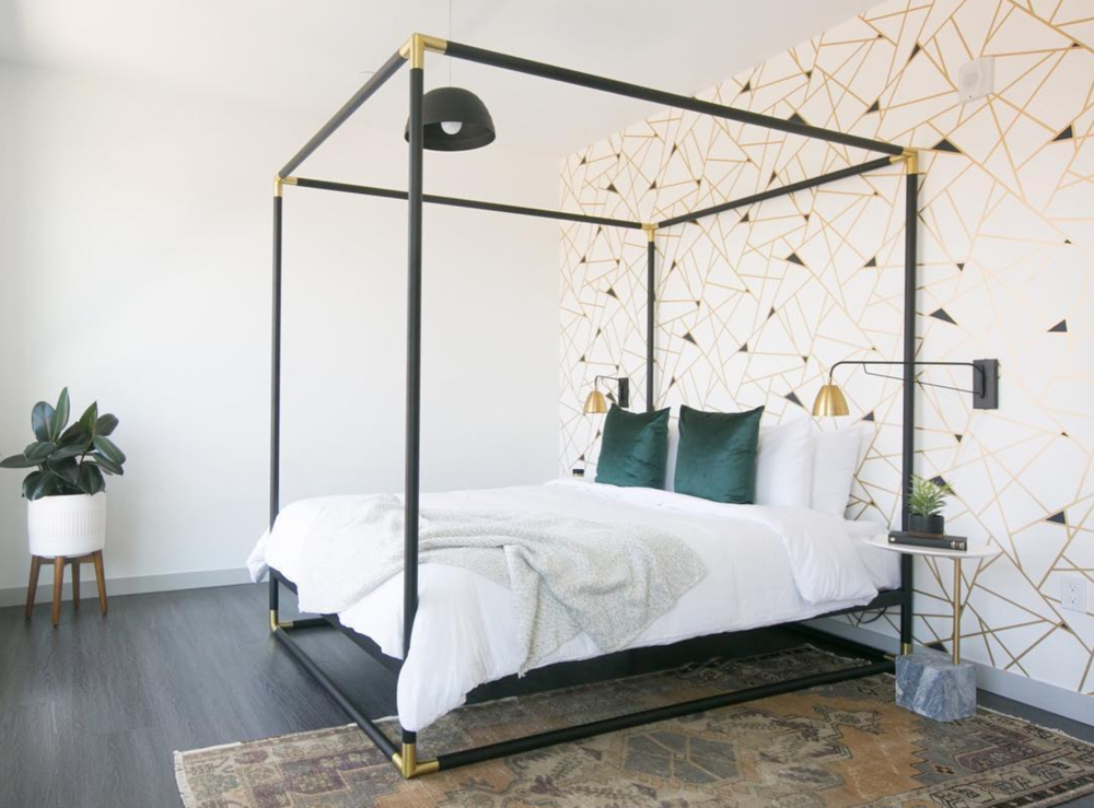 Trends We love Canopy Beds & Trends We love: Canopy Beds | Studio mcgee Canopy and Bed room