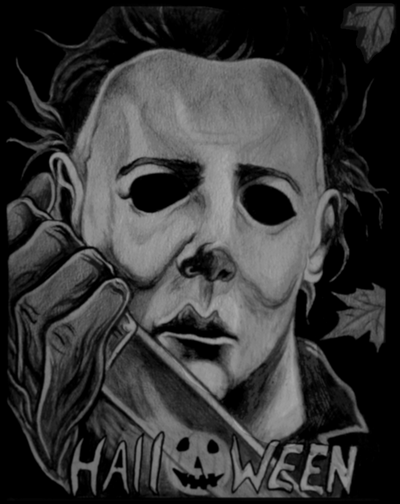 Images Facebook Covers About Micheal Myers Google Search Michael Myers Halloween Michael Myers Drawing Michael Myers Art