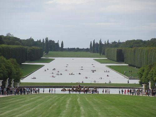 Versalles y sus jardines   Visitando el Mundo