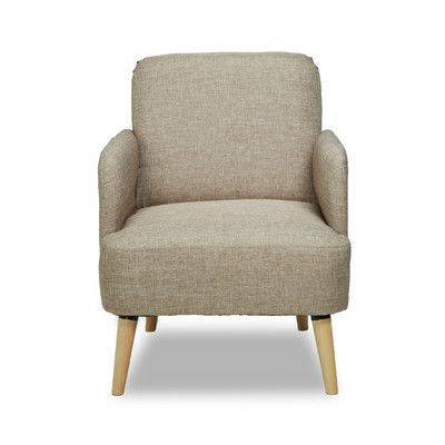 Best Ebern Designs Marla Armchair Upholstered Accent Chairs 400 x 300