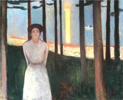 The Voice - Edvard Munch