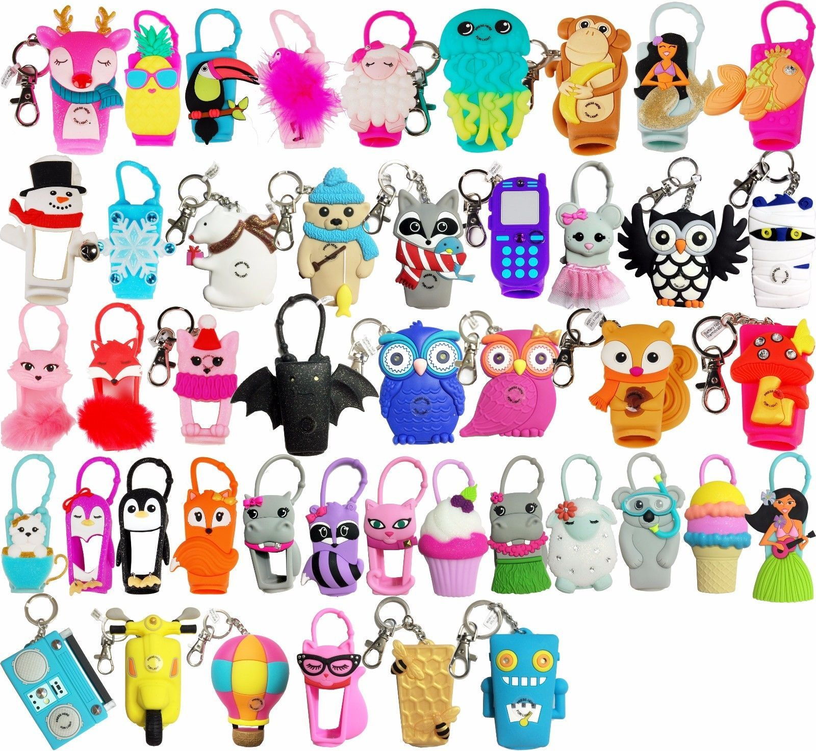 Bath Body Works Pocketbac Hand Gel Pocketbac Sanitizer Holder