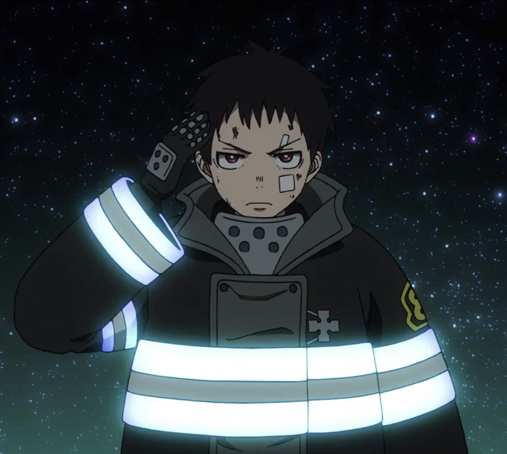 Enn Enn no Shouboutai Shinra kusakabe, Anime, Anime summer
