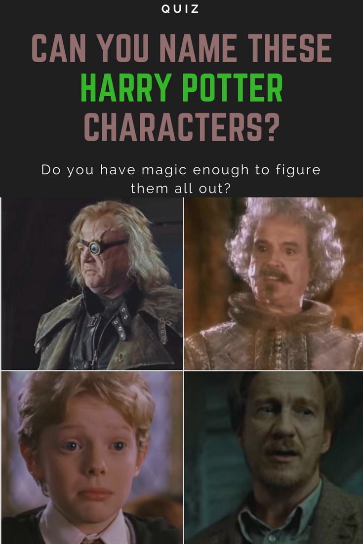 Can You Name All Of These Harry Potter Characters Harry Potter Characters Harry Potter Quizzes Harry Potter Character Quiz