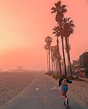 Photo of Sun, surf and solitude: a quiet side of LA – in pictures