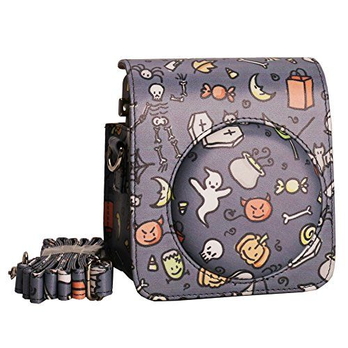 Fujifilm Instax Mini 70 Case Caiul Halloween Pattern Https