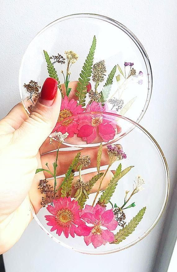 Photo of DIY resin coaster kit (your base kit for making gorgeous coasters!)