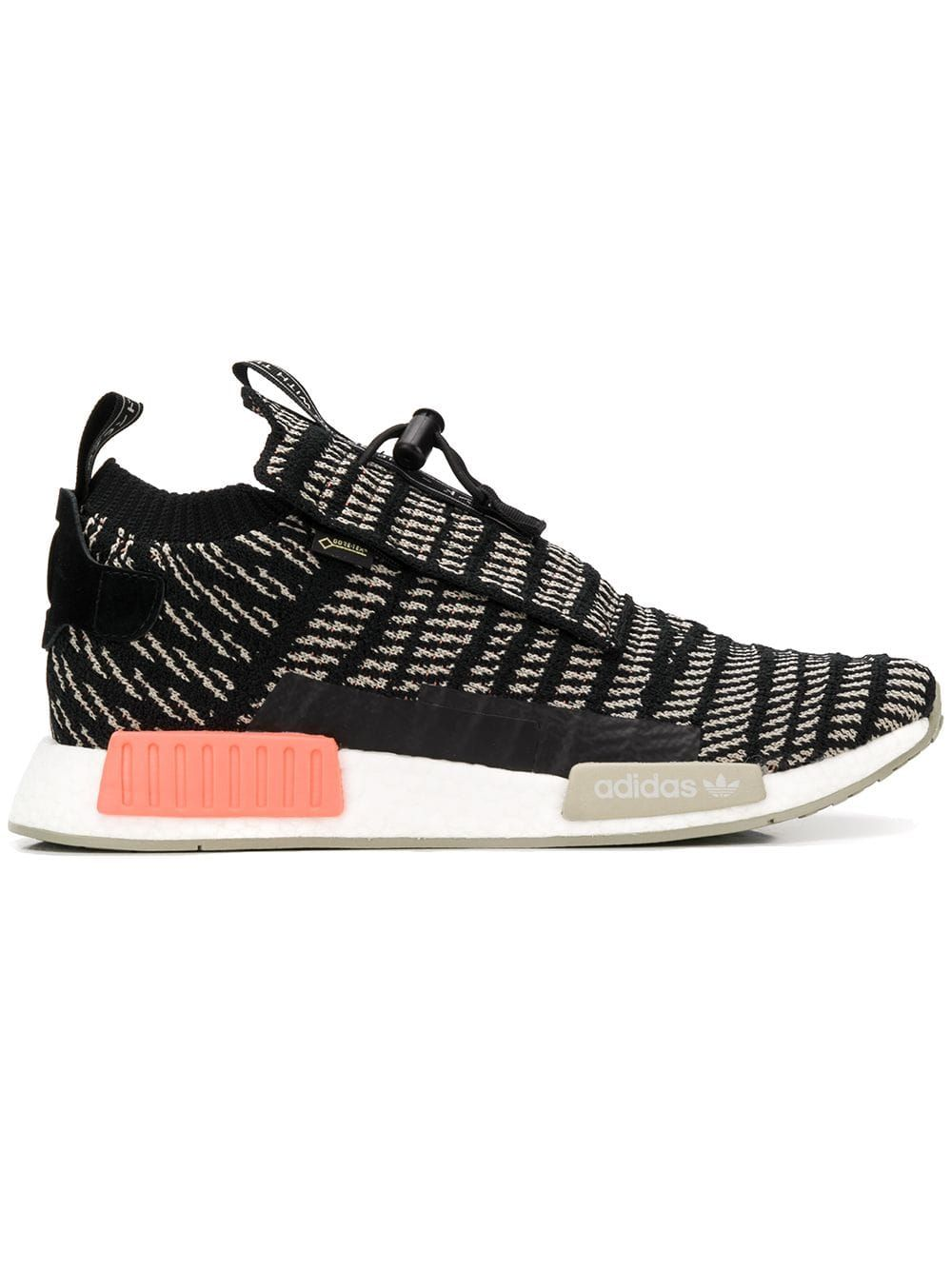 Adidas NMD_TS1 Pk GTX Core sneakers Black (With images