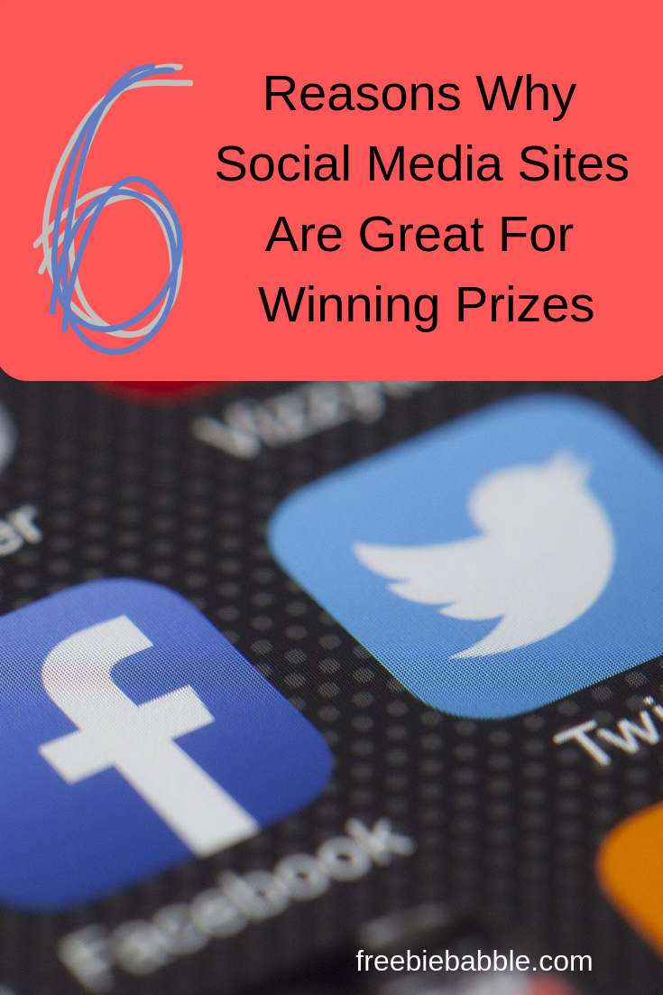 The Secrets To Social Media Freebies | Sweepstakes