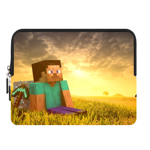 Minecraft Giant Steve Sleeve for iPad 2/3/4/Air