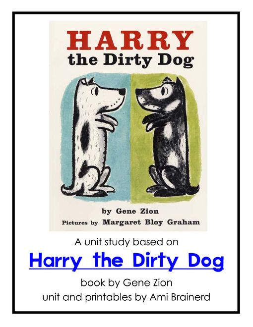 Pin On Harry The Dirty Dog