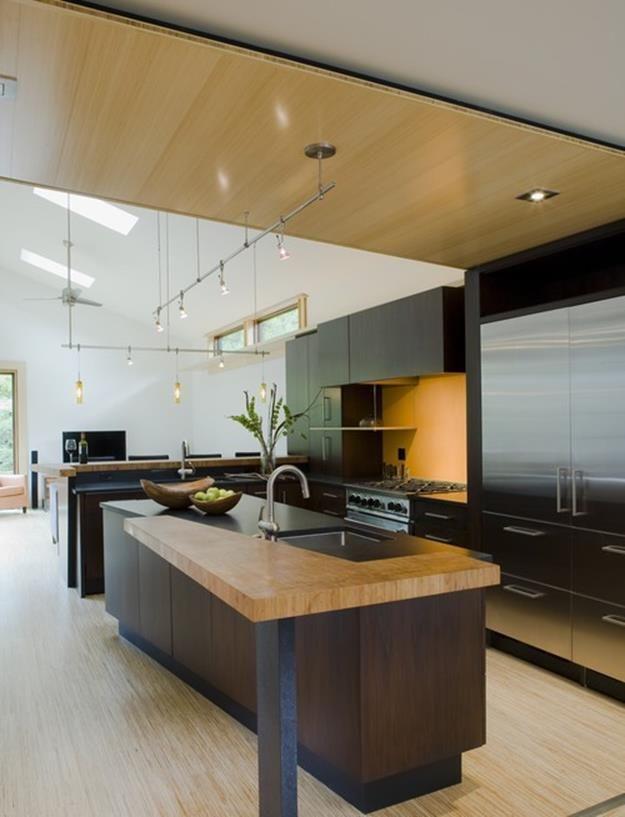 Stunning Ultra Modern Kitchen Island Design Ideas Craft And Home Ideas Modern Kitchen Design Contemporary Kitchen Kitchen Design