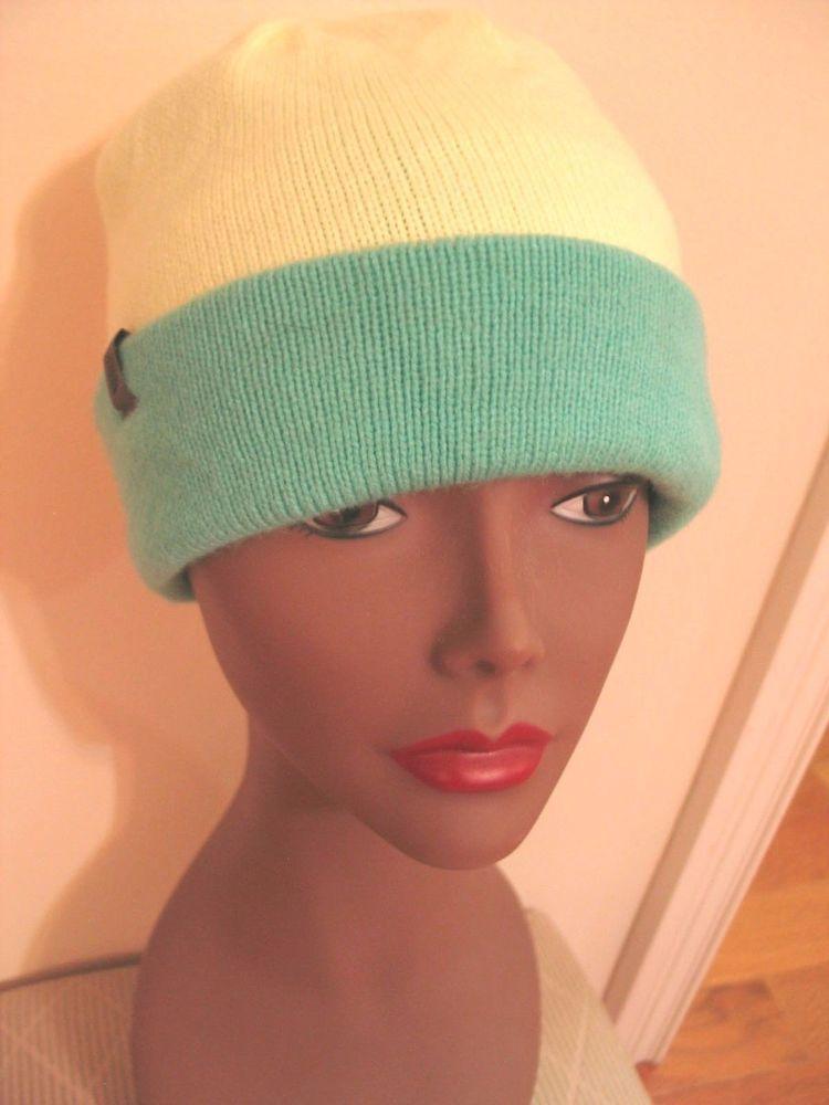 5518238c955 North Face Reversible Ski Hat Cap Yellow   Green Women s Super Soft   Warm   TheNorthFace  Ski