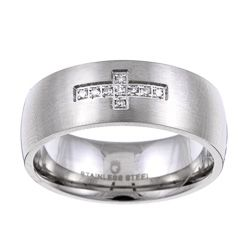 Overstock Whether you want a spiritual wedding band or an everyday