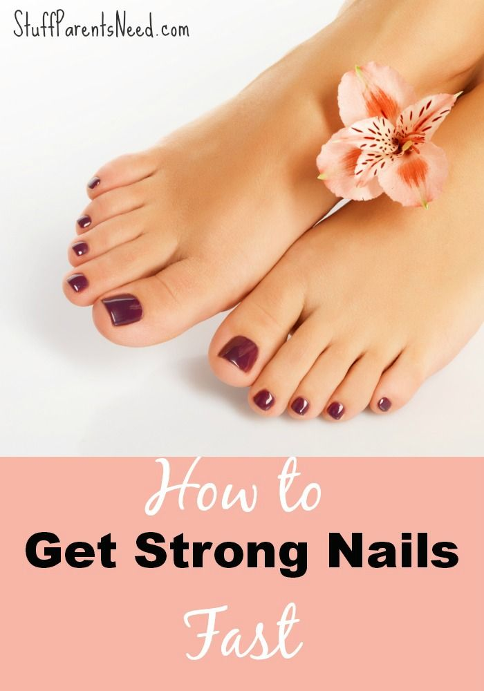 How to Strengthen Brittle Nails: There\'s an Oil for That | Brittle ...