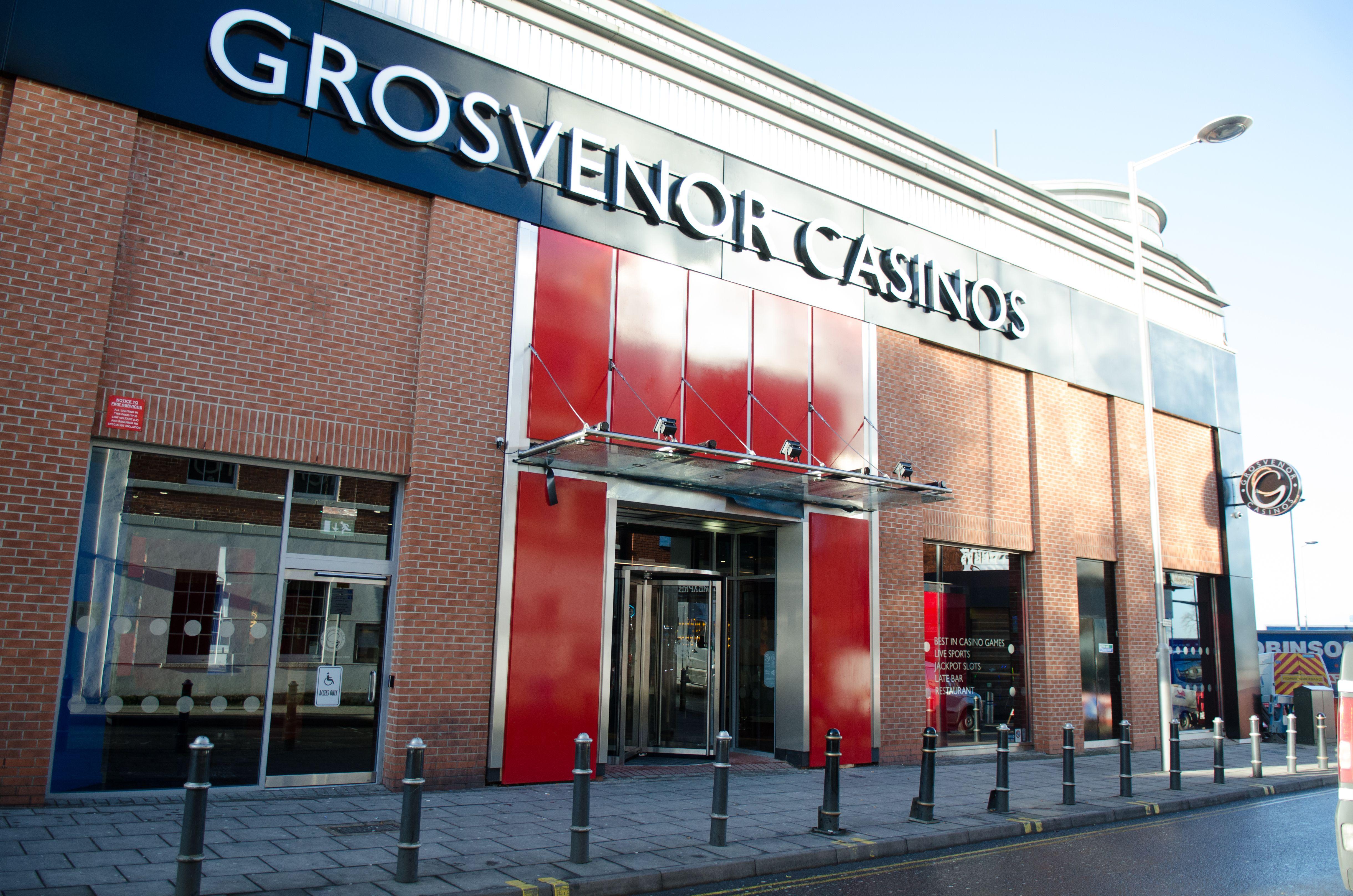 Grosvenor Casino Leicester Broadway shows