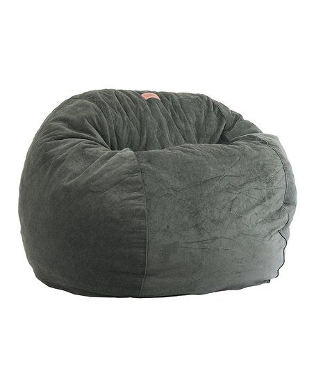Superb Cordaroys Pewter Corduroy Convertible Beanbag Chair Zulily Ibusinesslaw Wood Chair Design Ideas Ibusinesslaworg