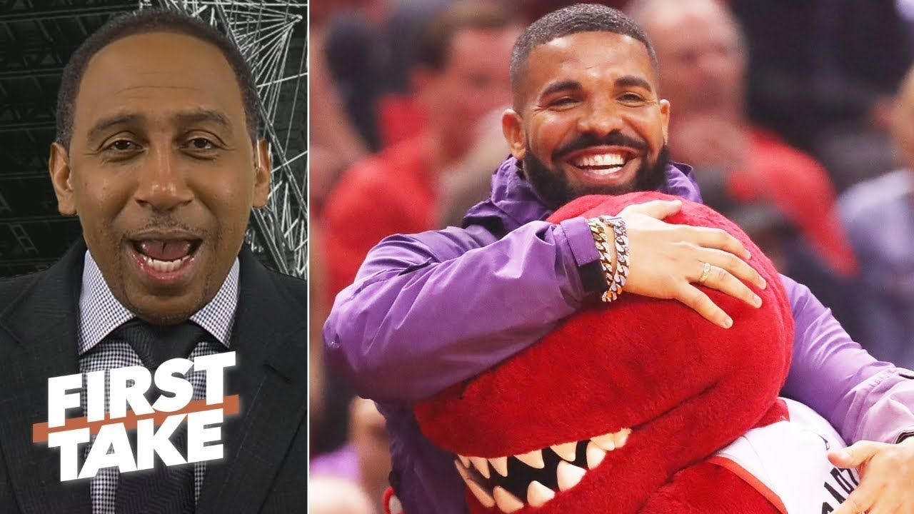 'He's Drake, for crying out loud!' Stephen A. has no