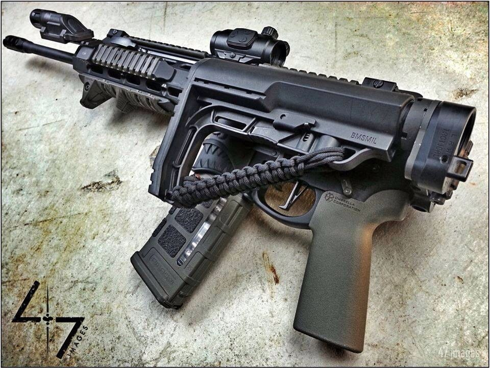 Faxon Arak 21 W Law Tactical Folding Stock Faxon Upper Self Contained No Need For Buffer Shoot With Stock Folded Armas
