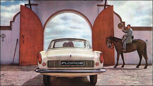 1960 Renault Floride