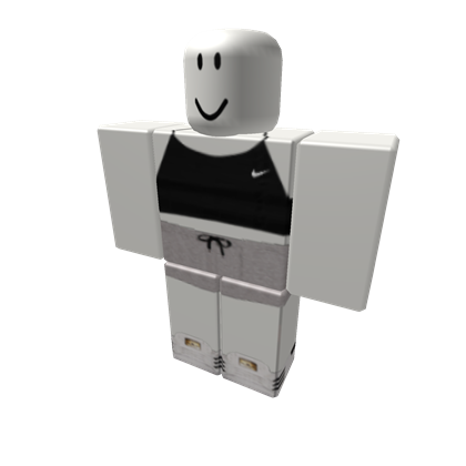 Nike Girls Shorts And Croptop Roblox Dungarees Outfits Nikes