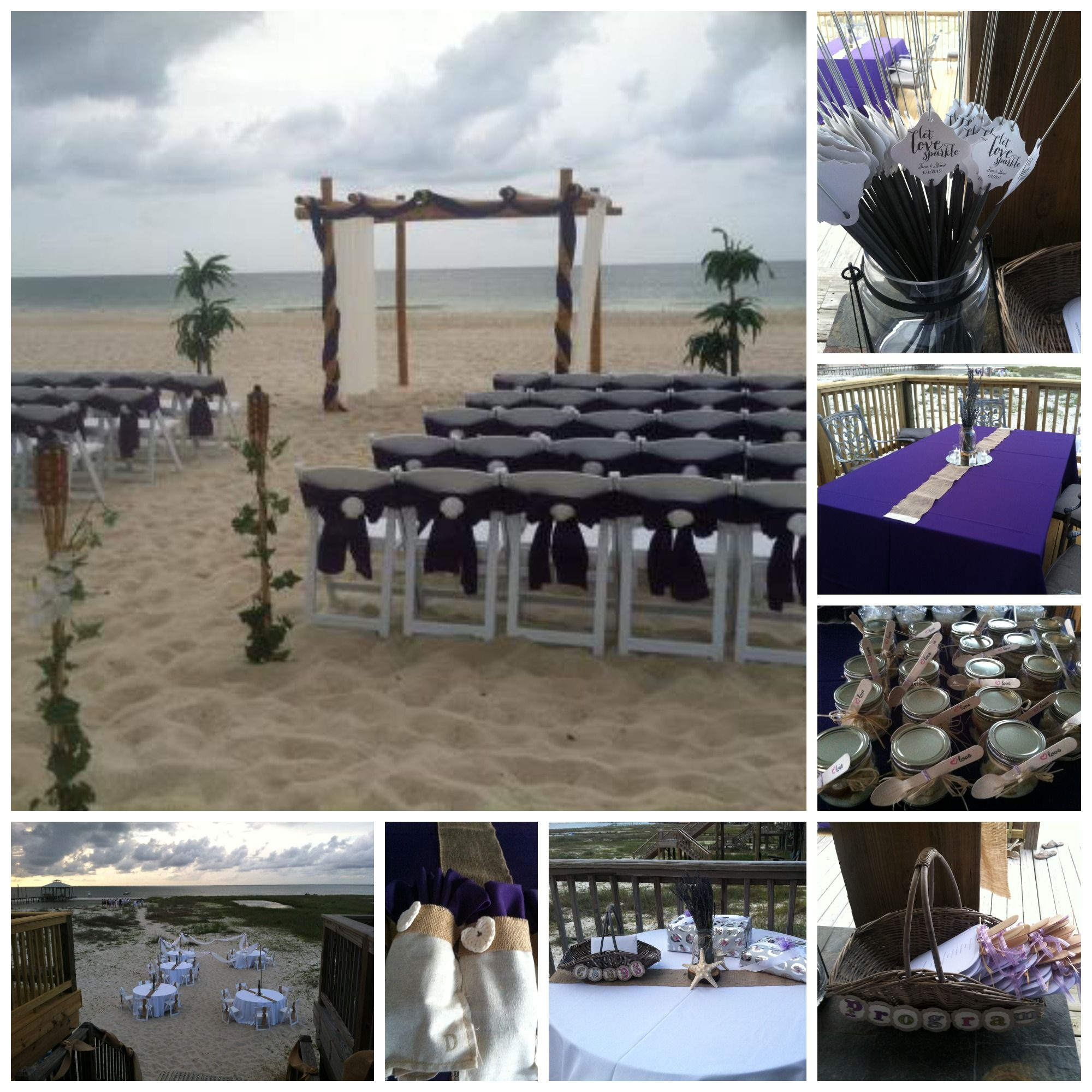 dauphin island beach wedding decor ideas pinterest