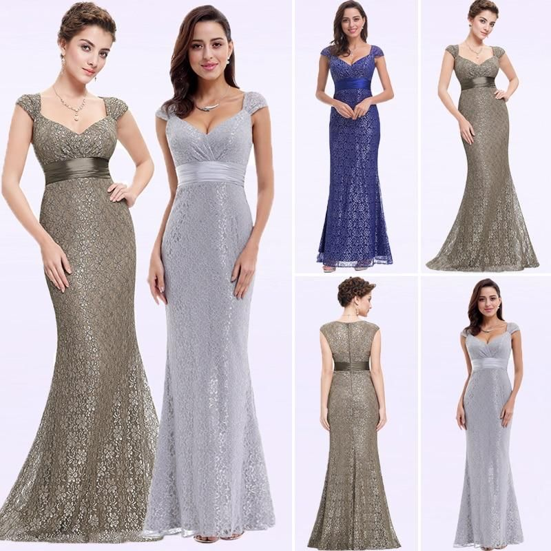 464b444b6e041 Elegant Peach Collar Long Evening Party Dress Item Type  Evening Dresses  Occasion  Formal Evening