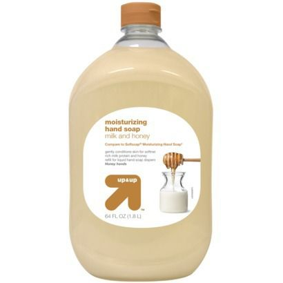 Up Up Milk And Honey Hand Soap 64 Oz 4 49 At Target In