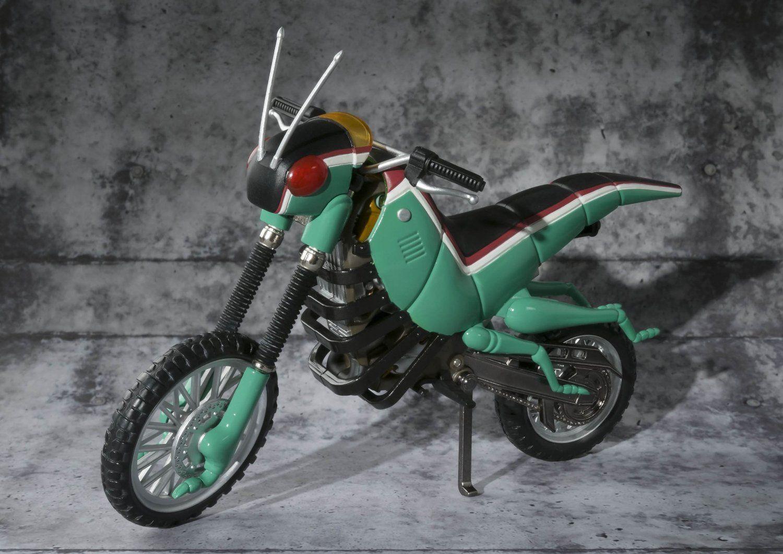 S.H. Figuarts Battle Hopper Bike Kamen Rider Black Action