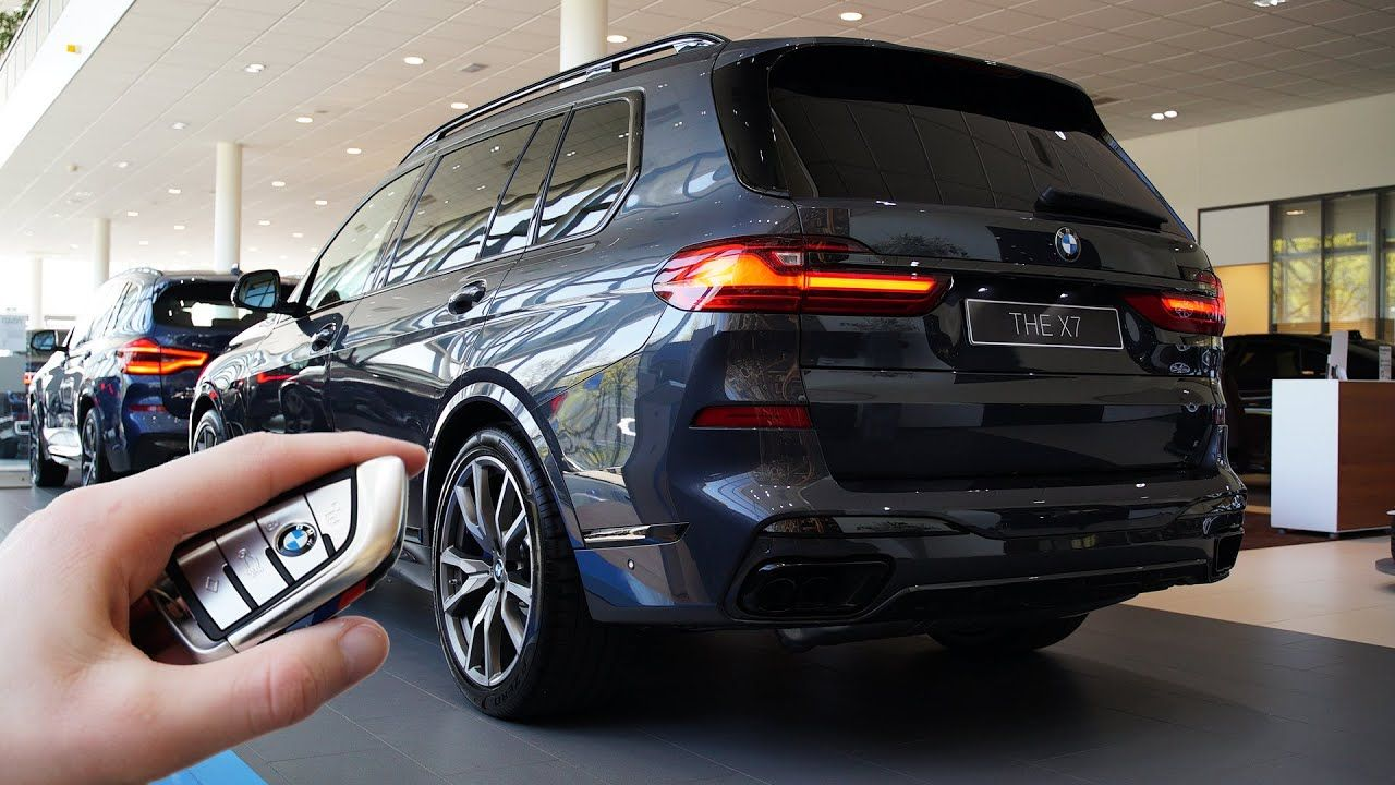 2020 BMW X7 M50i (530hp) - Sound & Visual Review! - YouTube