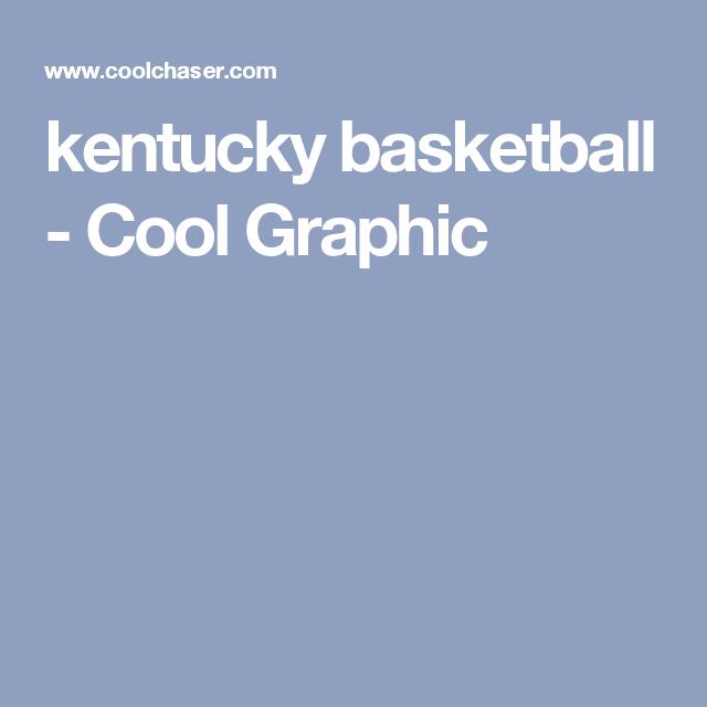 kentucky basketball - Cool Graphic