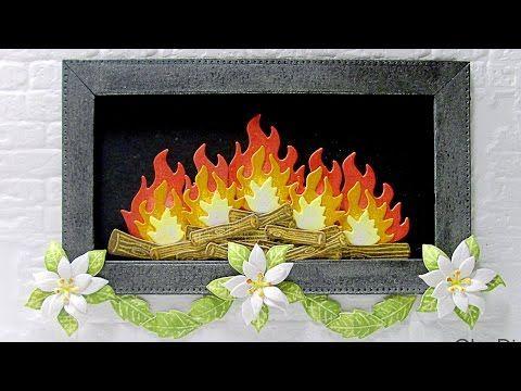 Modern Fireplace Youtube Fireplace Art Modern Fireplace Fireplace Tile