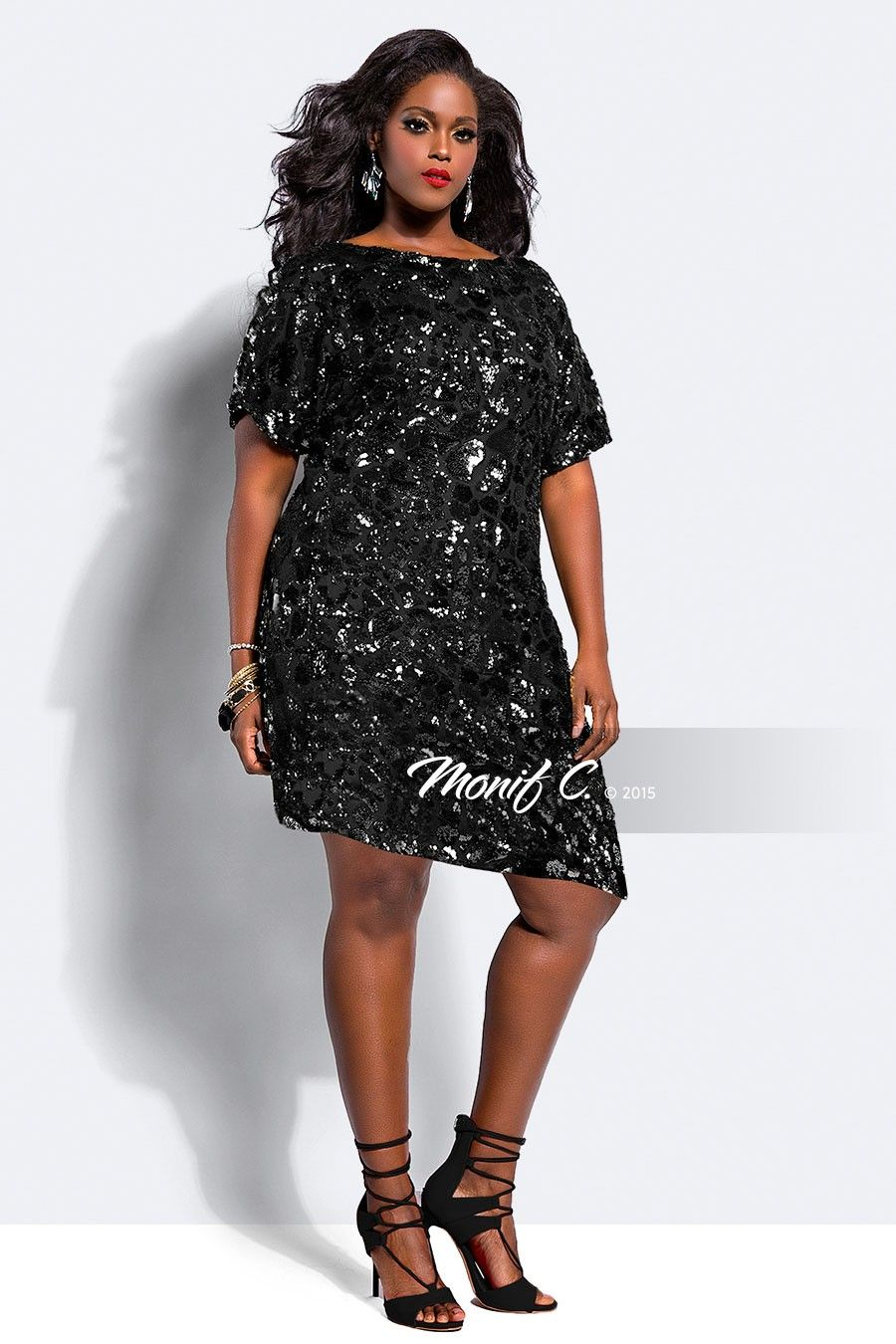 Plus Size Dress - Monif C - Plus Size Clothing   Plus Size Fashion ...