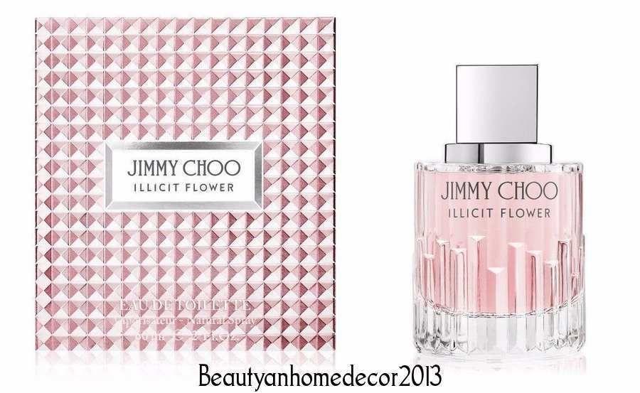 49b74d47926e Jimmy Choo Illicit Flower Perfume By Jimmy Choo 3.3 oz EDP Perfume Spray  Women  Jimmychoo