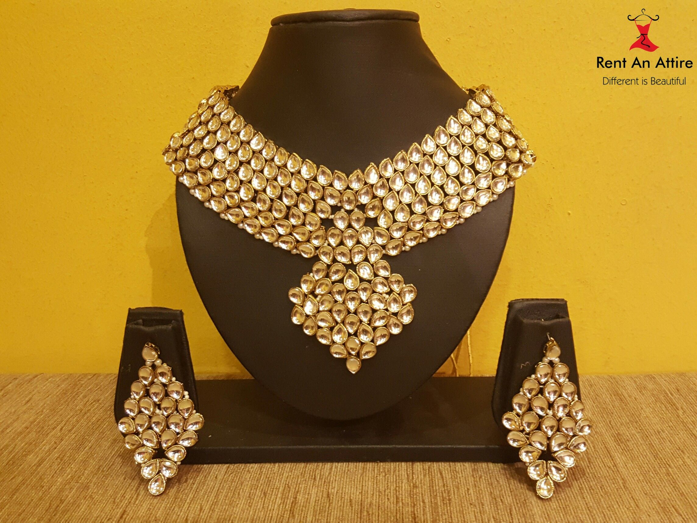 Rent your wedding dress  Welcome the festive season with traditional indian jewels from Rent