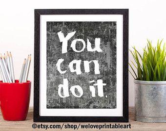 Chalkboard Art, Teacher Classroom Decor, Teacher Gift, End of Year, Student Gift, Inspirational Quote Poster, Classroom Sign Chalkboard Sign