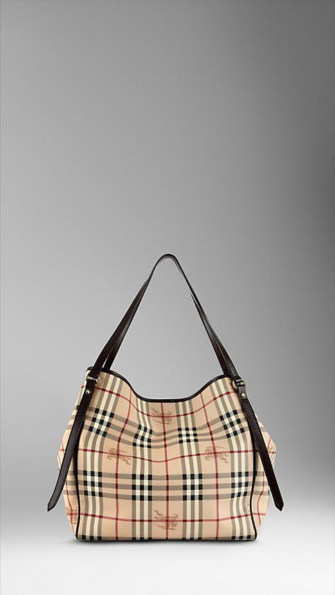 Medium Haymarket Check Tote Bag  15978b2e3d067