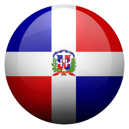 Bandera De Republica Dominicana Hd Png Dominican Republic Peace And Love Flags Of The World