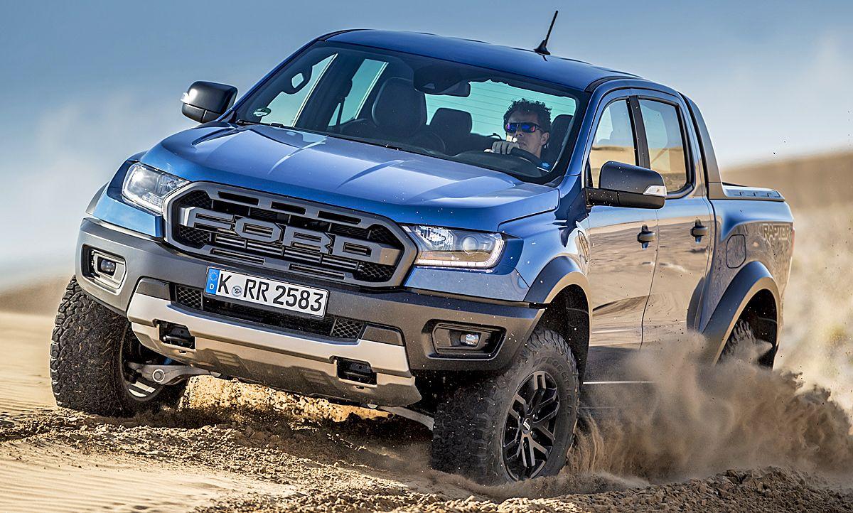 Neuer Ford Ranger Raptor 2019 Erste Testfahrt Autozeitung De