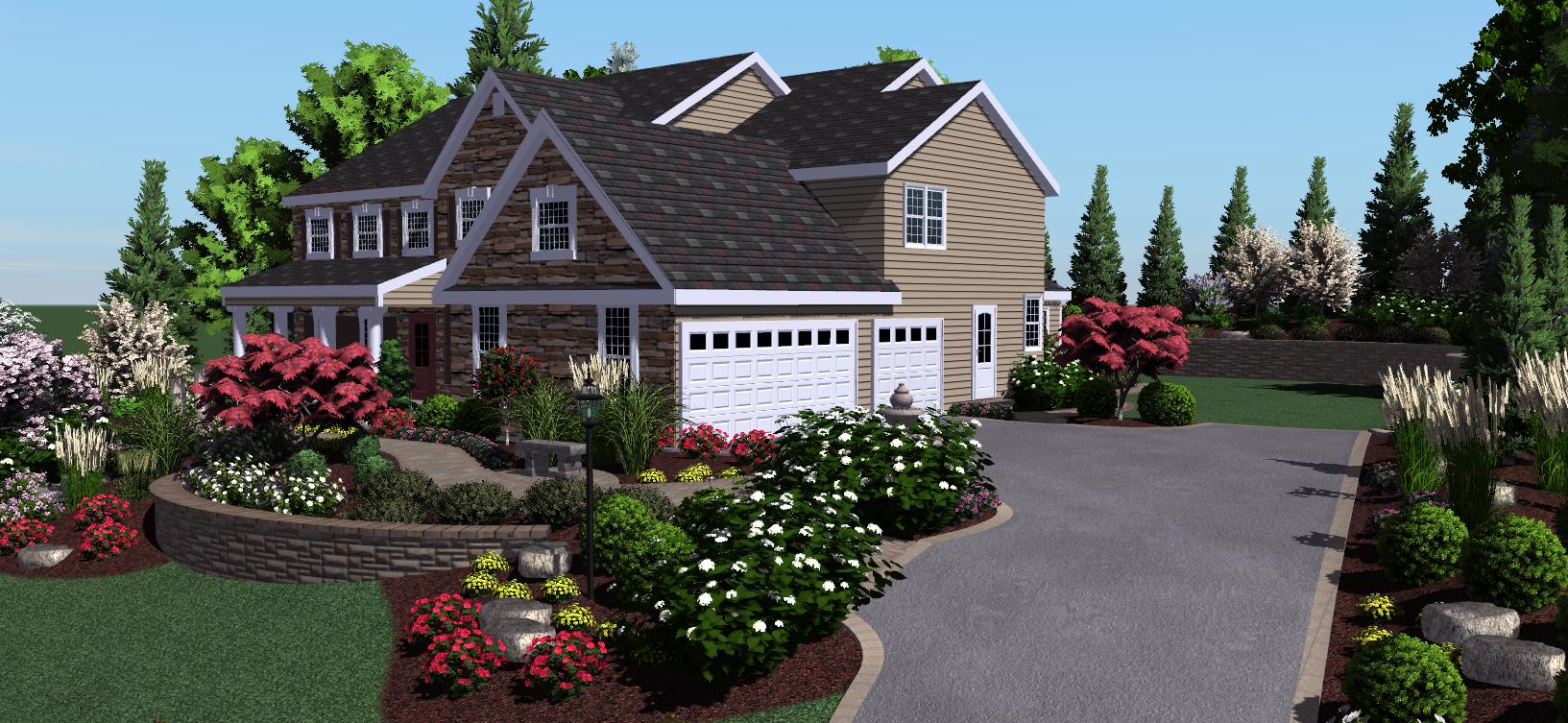 VisionScape Takes Professional 3D Landscape Design ...