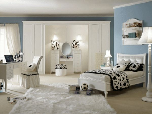 La déco chambre ado fille - esthétique et amusante - Archzine.fr ...