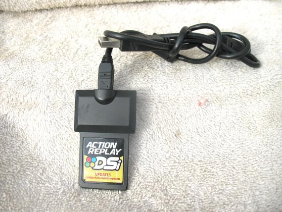 DSI ACTION REPLAY USB DOWNLOAD DRIVER