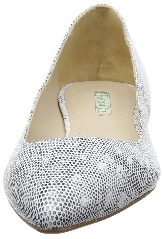 online retailer 70912 ce729 Paco Gil P2995 Damen Geschlossene Ballerinas: Amazon.de ...