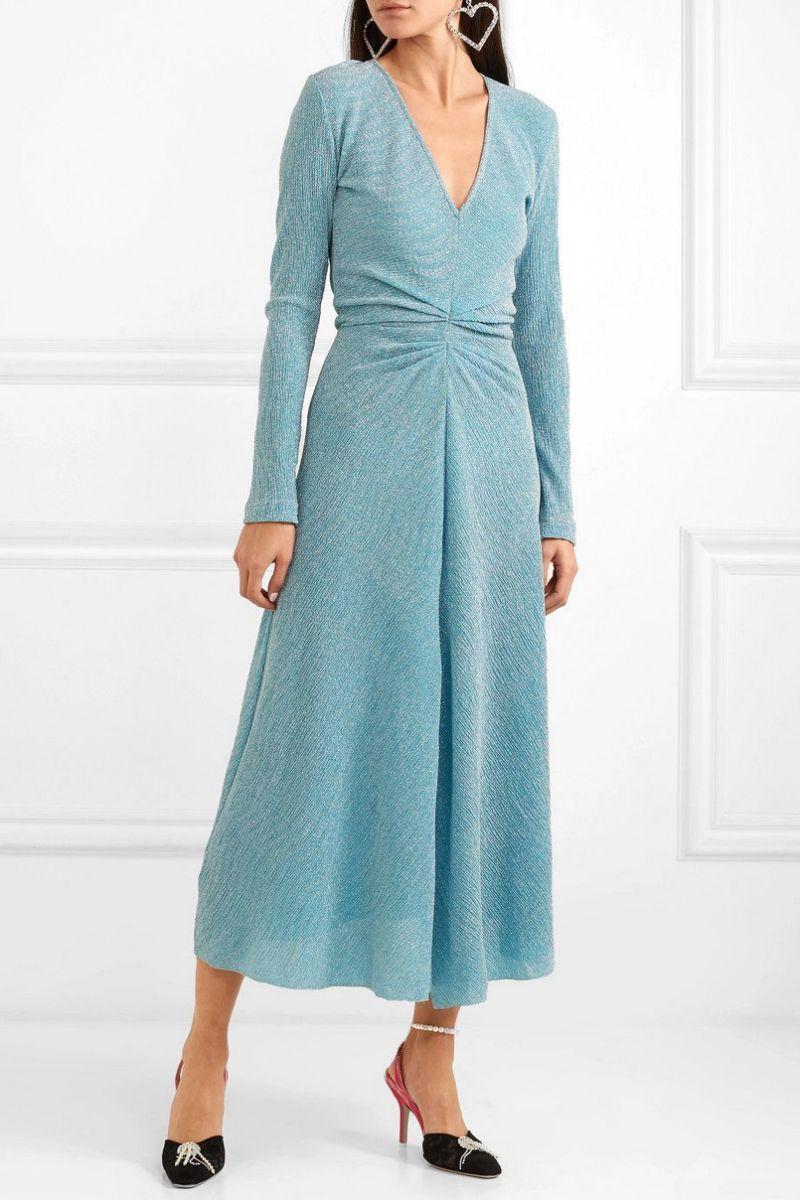 20 Wedding Guest Dresses You Can Wear Again Again Knit Midi Dress Wedding Guest Dress Dresses [ 1200 x 800 Pixel ]